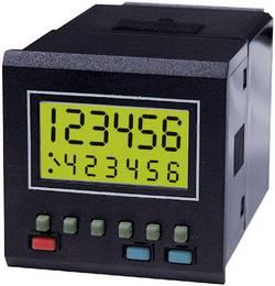 Compteur/minuterie à 6 chiffres programmable Trumeter 7932