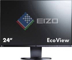 EIZO EV2455-BK Moniteur LED 61.2 cm (24.1 pouces) EEC A;1920 x 1200 pixelsWUXG
