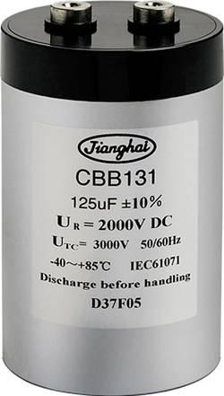 Condensateur polypropylène MKP 300 µF 1300 V Jianghai FCC03DL307KL175031CE3-JEE0056 10 % (Ø x L) 86 mm x 180 mm 1 pc(s