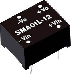 Convertisseur DC/DC Mean Well SMA01M-05 5 V DC 200 mA