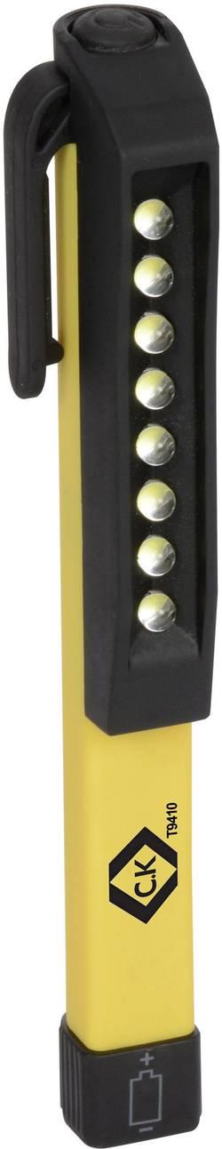 Lampe de poche d'inspection 8 LED 120 lumens C.K. T9410 LED