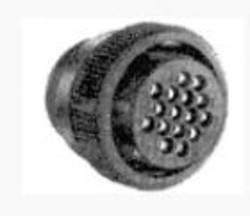 Connecteur circulaire Série: CPC TE Connectivity 206837-1 mâle, droit Nbr total de pôles: 24 1 pc(s)