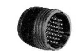Connecteur circulaire femelle, droit TE Connectivity 206838-2 Série: CPC 1 pc(s)