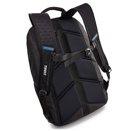 sac dos thule crossover backpack 25l noir. Black Bedroom Furniture Sets. Home Design Ideas