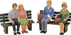 LGB L52390 Figurines voyageurs assis, G
