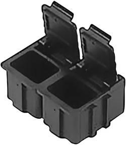 Boîte CMS antistatique (ESD) Bernstein 9-321/10 (L x l x h) 16 x 12 x 15 mm conducteur 10 pièce