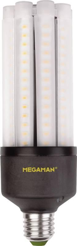 Megaman LED E27 tubulaire 35 W=180 W blanc neutre (Ø x L) 63 mm x 188 mm EEC: classe A++ 1 pc(s)