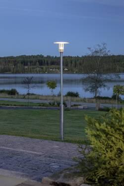 Lampadaire LED extérieur Konstsmide Mode II 10 W acier 220 cm