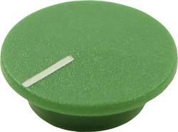 Couvercle avec pointeur Cliff CL1776 vert Adapté pour Boutons K21 1 pc(s)