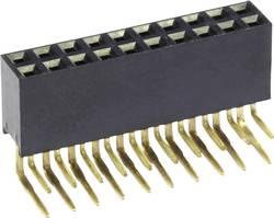 Barrette femelle (standard) econ connect BL40/2W8 Nbr total de pôles 80 Pas: 2.54 mm 1 pc(s)