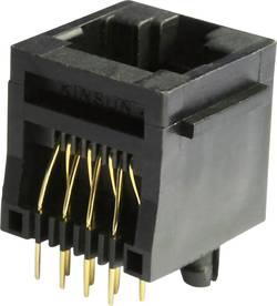 Embase femelle modulaire RJ45 econ connect MEB8/8PST embase femelle, verticale Pôle: 8 noir 1 pc(s)