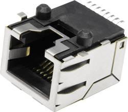 Embase femelle modulaire RJ45 econ connect MST45AC embase femelle horizontale Pôle: 8 métal 1 pc(s)