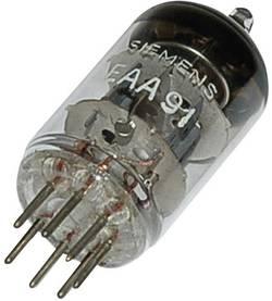 Tube électronique EAA/EB 91=6 AL 5 Diode double