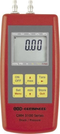 Appareil de mesure de pression portatif Sensor GMH 3181-07H Etalonné selon DAkkS Greisinger GMH3181-07H 605293