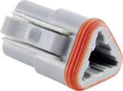 Connecteur femelle Amphenol AT06 3S Pôle: 3 13 A 1 pc(s)