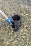Pince télescopique pour étang de jardin Easypick