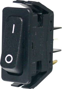 Arcolectric Interrupteur à bascule C6000ALAAA 250 V/AC 16 A
