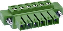 Boîtier pour contacts mâles DECA MC421-38102 1307111 Nbr de rangées: 1 Nombre de pôles par rangée: 2 1 pc(s)