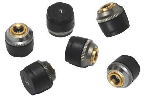 fb81ec35ac3892 Système de contrôle de pression des pneus TireMoni TM-260 avec 6 ...