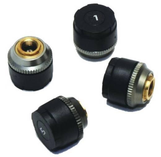 syst me de contr le de pression des pneus tiremoni tm 240 avec 4 capteurs. Black Bedroom Furniture Sets. Home Design Ideas