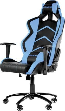 Fauteuil de gaming AKRACING Player Gaming Chair Schwarz/Blau noir, bleu