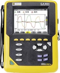 Analyseur de puissance triphasé Chauvin Arnoux CA 8331 P01160511
