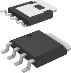 Nexperia PSMN017-60YS,115 MOSFET 1 Canal N 74 W
