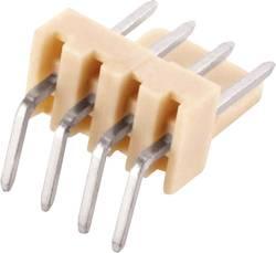 Barrette mâle (standard) Barrette mâle coudée 4 pôles econ connect PSL4W Pas: 2.54 mm 1 pc(s)