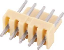 Barrette mâle (standard) Barrette mâle droite 6 pôles econ connect PSL6G Pas: 2.54 mm 1 pc(s)