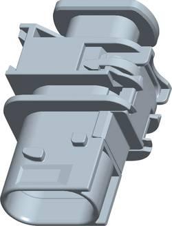 Boîtier femelle (platine) série HDSCS, MCP mâle, droit 3 pôles TE Connectivity 4-1670730-1 1 pc(s)