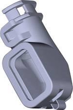 Capot droit pour femelle & boîtier languette A TE Connectivity HDSCS, MCP 1670150-1 1 pièce