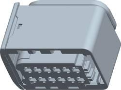 Boîtier pour contacts femelles série HDSCS, MCP femelle, droit 12 pôles TE Connectivity 1-1703639-1 1 pc(s)