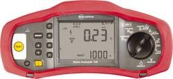 Testeur d'isolement Etalonné selon ISO Beha Amprobe ProInstall-100/S-EUR 4597367