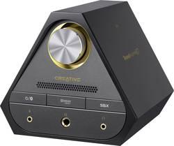 Carte son, externe 5.1 Sound Blaster SoundBlaster X7 sortie numérique, port casque extérieur, régulateur de volume exter