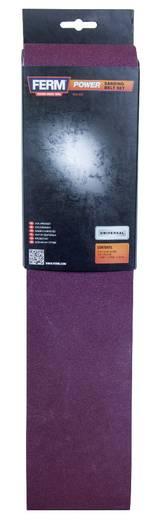 Bande abrasive Ferm BGA1060 Grain 100 (L x l) 915 mm x 100 mm 3 pc(s)