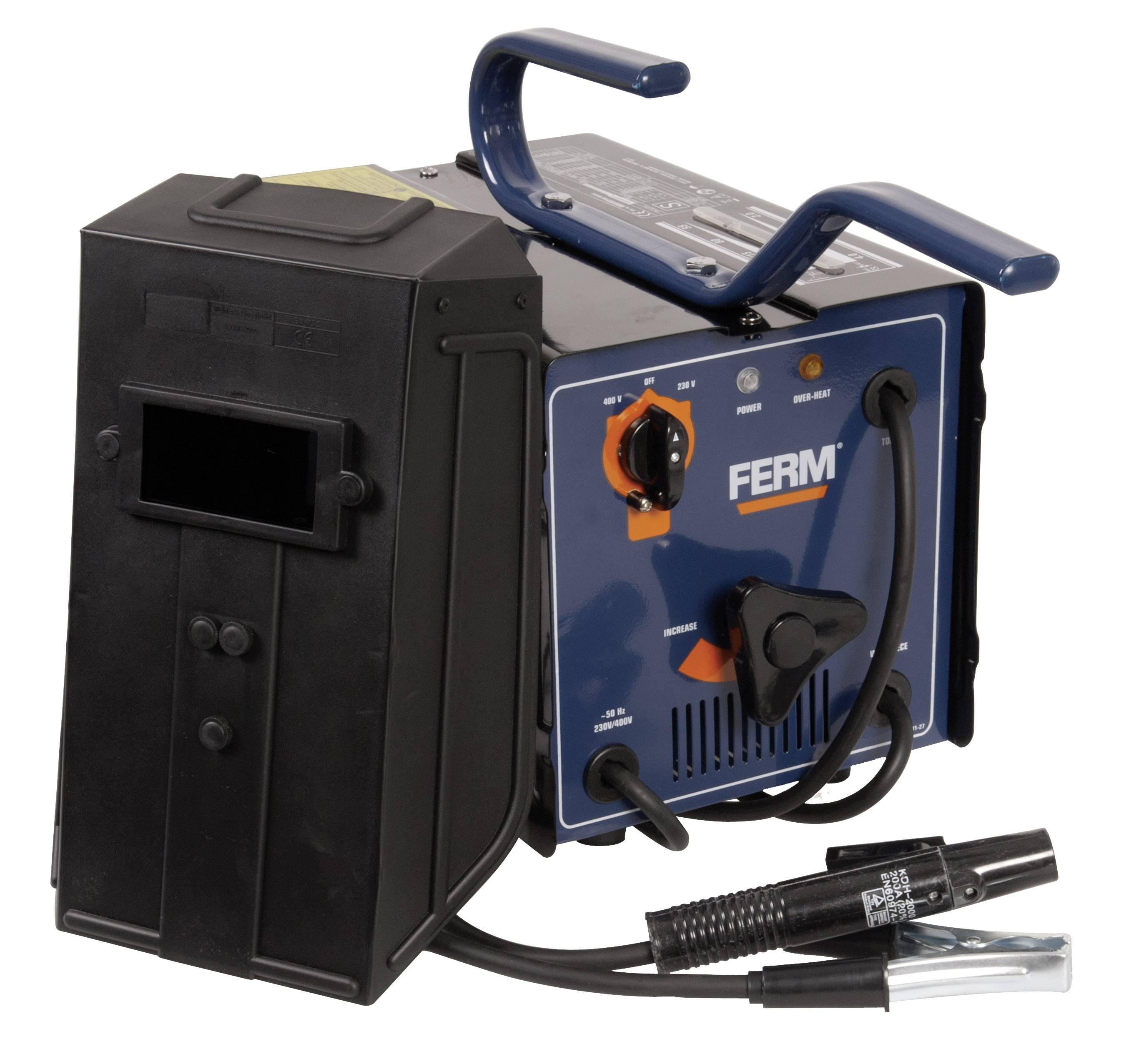4515035998c05 Poste à souder à électrodes Ferm WEM1035 55 - 160 A 1 pc(s)