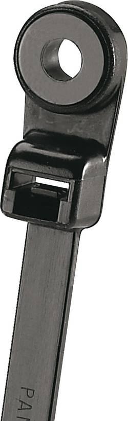 Serre-câbles 4.80 mm x 201 mm noir Panduit PLC2S-S10-C0 crantage intérieur 1 pc(s)