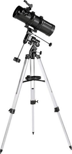 Télescope à miroir Bresser Optik Pluto 114/500 EQ 4614500 Newton