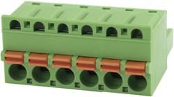 Boîtier pour contacts mâles Degson 2EDGKD-5.0-06P-14-00AH Nbr total de pôles 6 Pas: 5.0 mm 1 pc(s)