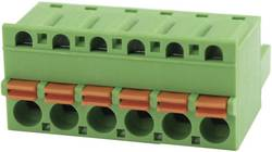 Boîtier pour contacts mâles Degson 2EDGKD-5.0-12P-14-00AH Nbr total de pôles 12 Pas: 5.0 mm 1 pc(s)