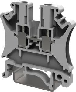 Borne de passage Degson PC2.5-01P-11-00AH 5.2 mm à vis gris 50 pc(s)
