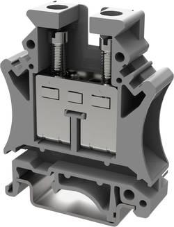 Bloc de jonction traversant Degson PC16-01P-11-00AH 12.2 mm à vis gris 1 pc(s)