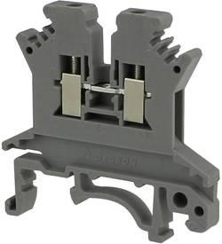 Borne de passage Degson PC1.5-01P-11-00AH 4.2 mm à vis gris 1 pc(s)