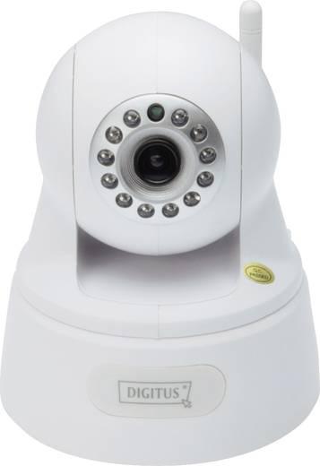 Cam ra de surveillance pour l 39 int rieur wi fi ethernet digitus dn 16029 - Camera wifi interieur ...