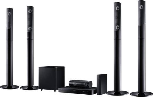 Système home cinéma blu-ray 3D 5.1 Samsung HT-J5550W 1000 W noir