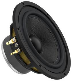 Châssis de haut-parleur Monacor SPH-145HQ 8 Ω 50 W 5.5 pouces 14 cm 1 pc(s)