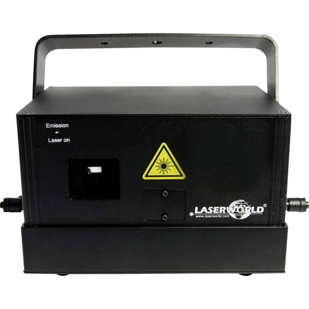 Projecteur effets laser laserworld ds 2400rgb multicolore for Projecteur laser multicolore