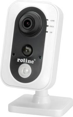 Caméra de surveillance pour l'intérieur Wi-Fi, Ethernet Roline RCIF3-1W