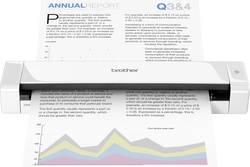 Scanner de documents mobile duplex A4 Brother DS-720D 600 x 600