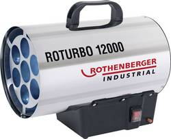 Radiateur Rothenberger Industrial RORURBO 12000 1190 W